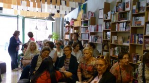 librería de mujeres componentes