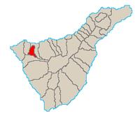 mapa El Tanque